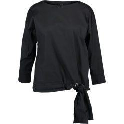 Bluzki asymetryczne: someday. ZYLVIE Bluzka black