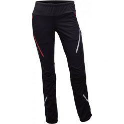 Swix Spodnie Softshell Damskie Cross Czarny L. Czarne bryczesy damskie Swix, m, z softshellu, na fitness i siłownię. Za 359,00 zł.