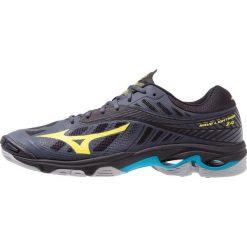 Mizuno WAVE LIGHTNING Z4 Obuwie do siatkówki ombre blue/safety yellow/hawaiian ocean. Niebieskie buty do siatkówki męskie marki Mizuno, z gumy, mizuno wave. Za 589,00 zł.