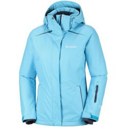 Columbia Kurtka Zimowa Damska On The Slope Jacket Atoll Xs. Niebieskie kurtki damskie softshell Columbia, na zimę, l, z materiału, outdoorowe. Za 679,00 zł.