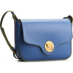 Torebka COCCINELLE - X39 Clessidra Design C1 X39 15 01 01 Blue Nectar 239. Niebieskie listonoszki damskie marki Coccinelle. Za 899,90 zł.