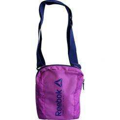 Torby podróżne: Reebok Torba Found City Bag fioletowa (BP7098)