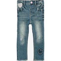 Name it - Jeansy dziecięce 92-122 cm. Niebieskie jeansy dziewczęce Name it, z bawełny. W wyprzedaży za 69,90 zł.