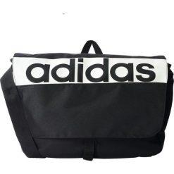 Torby podróżne: Adidas Messenger S99972 Torba czarna (75351)