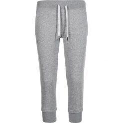 Rurki damskie: Under Armour Spodnie damskie Slim leg Fleece Crop szare r. S (1320610-035)