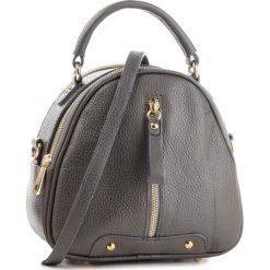 Torebka CREOLE - K10584  Szary. Szare torebki klasyczne damskie Creole, ze skóry. Za 189,00 zł.