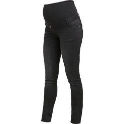 LOVE2WAIT SOPHIA Jeansy Slim Fit charcoal. Czarne jeansy damskie LOVE2WAIT. Za 249,00 zł.
