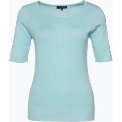 Marie Lund - Sweter damski, niebieski. Niebieskie swetry klasyczne damskie Marie Lund, xs, z dzianiny. Za 149,95 zł.