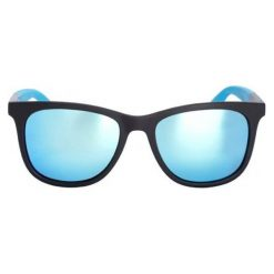 Okulary przeciwsłoneczne damskie aviatory: Meatfly Okulary Przeciwsłoneczne Clutch Unisex, Czarny