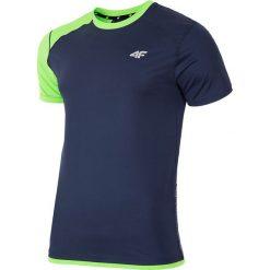 4f Koszulka sportowa T-shirt  granatowa r. XXL (T4L16-TSMF004). Szare koszulki sportowe męskie 4f, l. Za 63,05 zł.