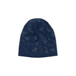 Czapka dziecięca Leśne runo granatowa (cz18431). Niebieskie czapeczki niemowlęce marki Art of Polo. Za 34,80 zł.
