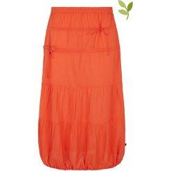 """Spódnice wieczorowe: Spódnica """"Magny"""" w kolorze pomarańczowym"""