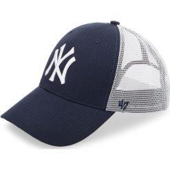 Czapka z daszkiem 47 BRAND - New York Yankees B-BRANS17CTP-NY Navy. Białe czapki z daszkiem damskie marki 47 Brand, z bawełny. Za 89,00 zł.