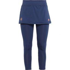 Spódniczki: adidas Performance ROLAND GARROS SKIRT SET Spódnica sportowa noble indigo