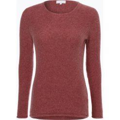 Marie Lund - Sweter damski z czystego kaszmiru, różowy. Czerwone swetry klasyczne damskie Marie Lund, m, z dzianiny. Za 399,95 zł.