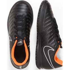 Buty skate męskie: Nike Performance LEGENDX 7 CLUB IC Halówki black/total orange/white