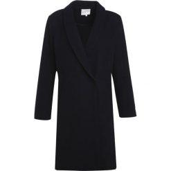 Płaszcze damskie pastelowe: Second Female ANISTON  Płaszcz wełniany /Płaszcz klasyczny navy