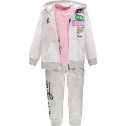 Spodnie dresowe dziewczęce: Brums – Komplet dziecięcy 92-122 cm