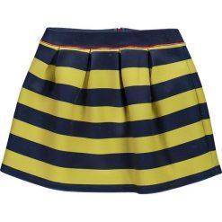Mek - Spódnica dziecięca 128-170 cm. Czarne minispódniczki marki Mek, z dzianiny, rozkloszowane. W wyprzedaży za 129,90 zł.