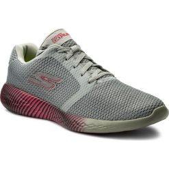 Buty SKECHERS - Go Run 600 15067/CCPK Charcoal/Pink. Niebieskie buty do fitnessu damskie marki Salomon, z gore-texu, na sznurówki, gore-tex. W wyprzedaży za 179,00 zł.