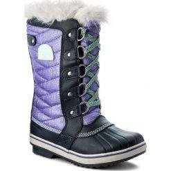 Kozaki dziewczęce: Śniegowce SOREL – Youth Tofino II NY2420 Purple Arrow/Collegiate Navy 551