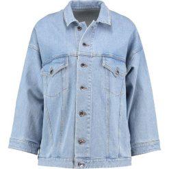 Bomberki damskie: Ivyrevel VOILE Kurtka jeansowa denim blue
