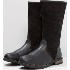 Buty zimowe damskie: Zebra Schuhe VICKY Kozaki black