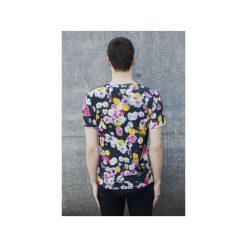 T-shirt Broken Deer. Szare t-shirty męskie z nadrukiem marki Bahabay, m, z bawełny. Za 83,30 zł.