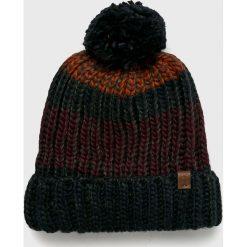 Barts - Czapka Cole. Czarne czapki zimowe męskie marki Barts, na zimę, z dzianiny. Za 129,90 zł.