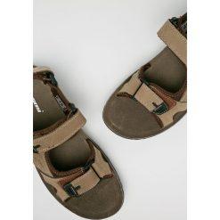 Sandały męskie skórzane: Hasby - Sandały