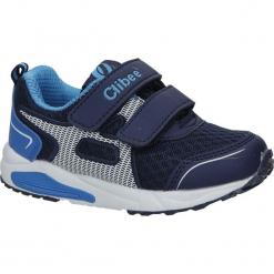 Granatowe buty sportowe na rzepy Casu F-691. Czerwone buciki niemowlęce marki Melissa, z kauczuku. Za 59,99 zł.