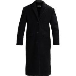 Weekday ZEKE LIMITED EDITION Płaszcz wełniany /Płaszcz klasyczny black. Czarne płaszcze wełniane męskie marki Weekday, m, klasyczne. W wyprzedaży za 551,85 zł.