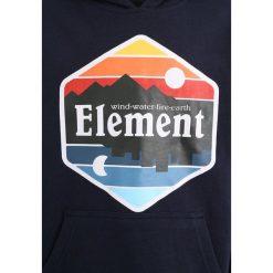 Element DUSK BOY Bluza eclipse navy. Niebieskie bluzy chłopięce marki Element, z bawełny. W wyprzedaży za 224,10 zł.