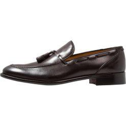 Florsheim RAVEL Eleganckie buty dark brown. Brązowe buty wizytowe męskie Florsheim, z materiału. Za 779,00 zł.