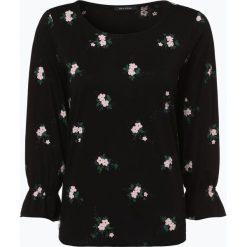 Marc O'Polo - Koszulka damska, czarny. Czarne t-shirty damskie Marc O'Polo, xl, z nadrukiem, polo. Za 309,95 zł.