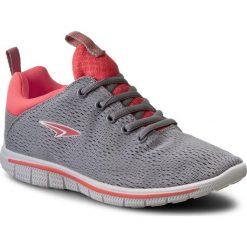 Buty SPRANDI - WP40-6736J Szary. Szare buty do fitnessu damskie marki KALENJI, z gumy. Za 99,99 zł.