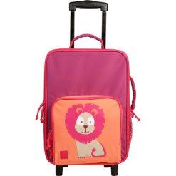 Lässig 4KIDS WILDLIFE LION Walizka na kółkach pink. Czerwone torebki klasyczne damskie marki Lässig. Za 239,00 zł.