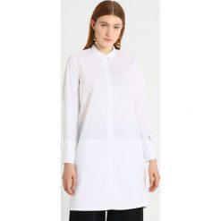 InWear SAIA LONG SHIRT Tunika pure white. Białe tuniki damskie InWear, s, z bawełny. Za 419,00 zł.