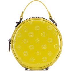 Torebka damska 34-4-086-LL. Szare torebki klasyczne damskie Wittchen, w paski, matowe. Za 529,00 zł.
