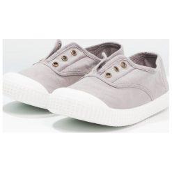 Creepersy damskie: Victoria Shoes INGLESA LONA TINTADA Półbuty wsuwane gris
