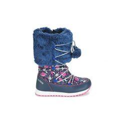 Śniegowce Dziecko Agatha Ruiz de la Prada  APRES-SKI AGATHA. Szare buty zimowe chłopięce marki Agatha Ruiz de la Prada. Za 207,20 zł.