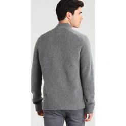 Swetry rozpinane męskie: Abercrombie & Fitch Kardigan grey