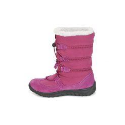 Śniegowce Kangaroos  K-FROST. Fioletowe buty zimowe damskie KangaROOS. Za 216,30 zł.