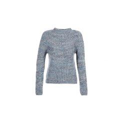 Swetry Benetton  MINUTA. Niebieskie swetry klasyczne damskie marki Benetton, m. Za 269,00 zł.