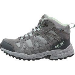 HiTec ALTO II MID WP Buty trekkingowe steel/grey/lichen. Szare buty trekkingowe damskie Hi-tec, z gumy. W wyprzedaży za 287,20 zł.
