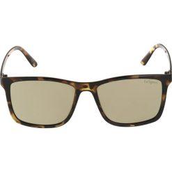 Le Specs MASTER  Okulary przeciwsłoneczne gold revo mirror. Brązowe okulary przeciwsłoneczne damskie wayfarery Le Specs. Za 279,00 zł.
