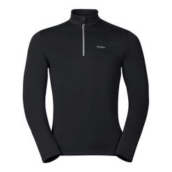 Bluzy męskie: Odlo Bluza tech. Odlo Midlayer 1/2 zip HARBIN r. XXL (527332/15000/XXL)