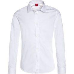 S.Oliver RED LABEL LANGARM SLIM Koszula white. Białe bluzki dziewczęce bawełniane marki s.Oliver RED LABEL, s. Za 129,00 zł.
