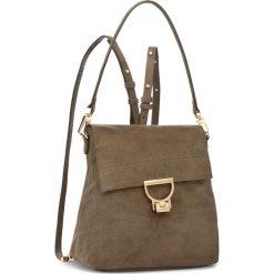 Plecaki damskie: Plecak COCCINELLE – BD6 Arlettis Suede E1 BD6 14 03 01 Militaire 081