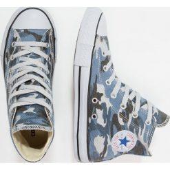 Converse CHUCK TAYLOR ALL STAR Tenisówki i Trampki wysokie infinity/pearl blue/dark denim. Niebieskie trampki chłopięce Converse, z denimu. Za 299,00 zł.